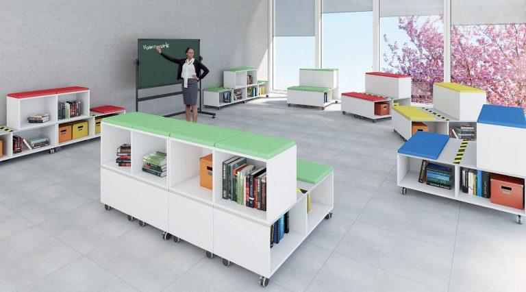 Tribuna/libreria Dynamic